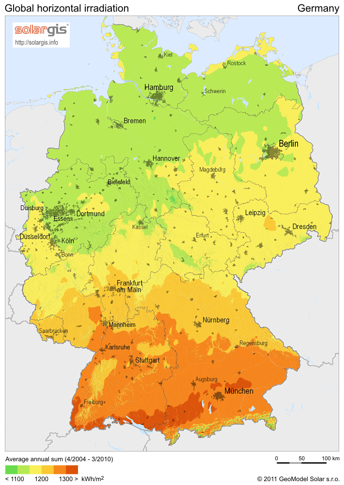 german solarGIS-Solar-map-Germany-en